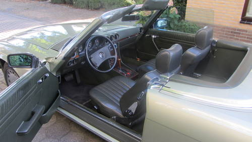 Mercedes 300 SL year 1986 For Sale (picture 5 of 6)