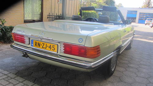 Mercedes 300 SL year 1986 For Sale (picture 6 of 6)