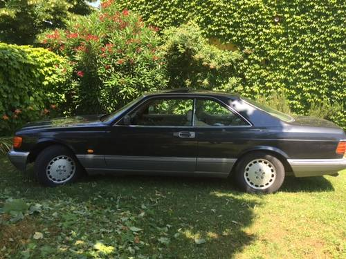 1988 Mercedes 560sec For Sale (picture 6 of 6)