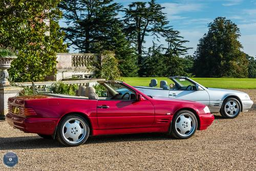 Turnbull & Oliver - Specialists in Mercedes Benz SL R129   (picture 4 of 6)