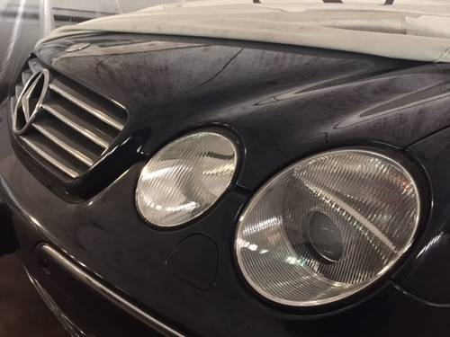 2001 Mercedes cl 600 For Sale (picture 5 of 6)