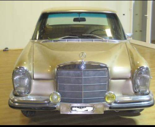 1967 Mercedes 250 se For Sale (picture 1 of 6)