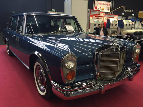 1970 Frame-off Restored Mercedes-benz 600 For Sale (picture 1 of 6)