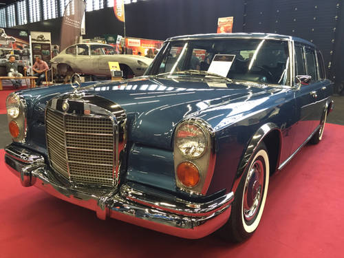 1970 Frame-off Restored Mercedes-benz 600 For Sale (picture 2 of 6)