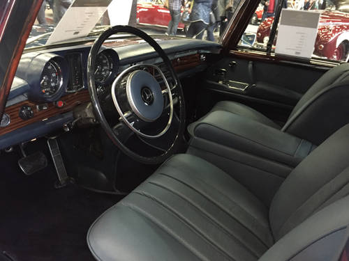 1970 Frame-off Restored Mercedes-benz 600 For Sale (picture 3 of 6)