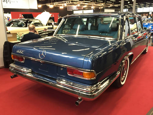 1970 Frame-off Restored Mercedes-benz 600 For Sale (picture 5 of 6)