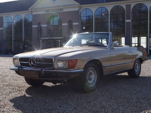 1972 Mercedes Benz 350 SL  For Sale (picture 1 of 6)