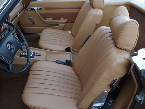 1972 Mercedes Benz 350 SL  For Sale (picture 3 of 6)