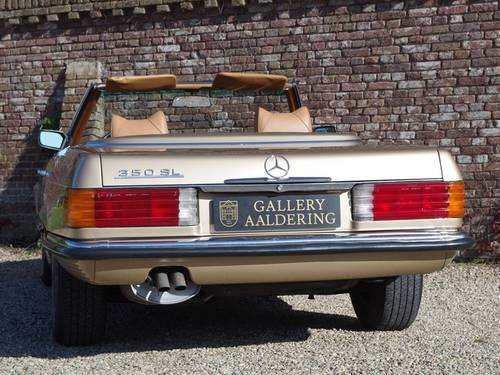 1972 Mercedes Benz 350 SL  For Sale (picture 5 of 6)