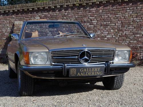 1972 Mercedes Benz 350 SL  For Sale (picture 6 of 6)