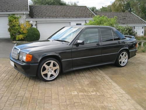 1990 Mercedes-Benz W201 190E 2.5 16v Auto LHD COSWORTH For Sale (picture 1 of 6)