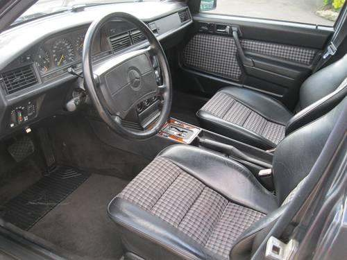 1990 Mercedes-Benz W201 190E 2.5 16v Auto LHD COSWORTH For Sale (picture 3 of 6)