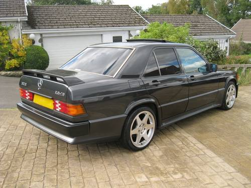 1990 Mercedes-Benz W201 190E 2.5 16v Auto LHD COSWORTH For Sale (picture 4 of 6)