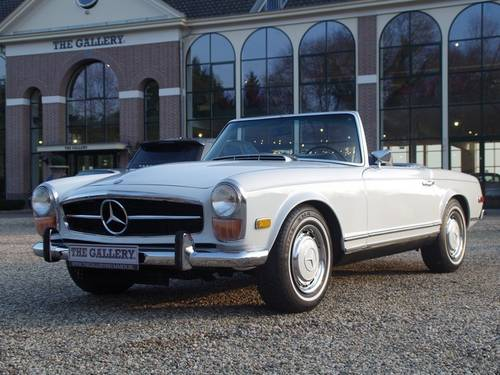 1971 Mercedes Benz 280 SL Pagode For Sale (picture 1 of 6)