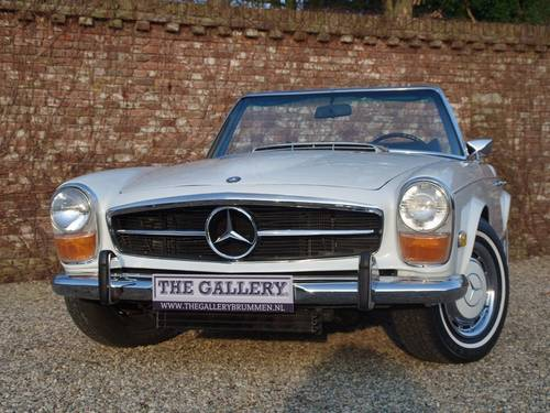 1971 Mercedes Benz 280 SL Pagode For Sale (picture 5 of 6)