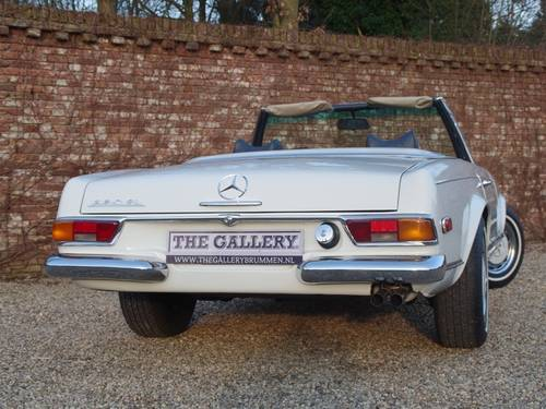 1971 Mercedes Benz 280 SL Pagode For Sale (picture 6 of 6)