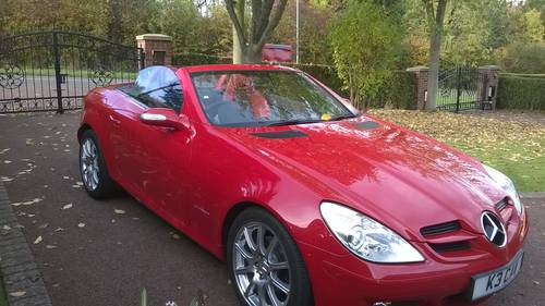 2005 SLK Designo 200  For Sale (picture 5 of 6)