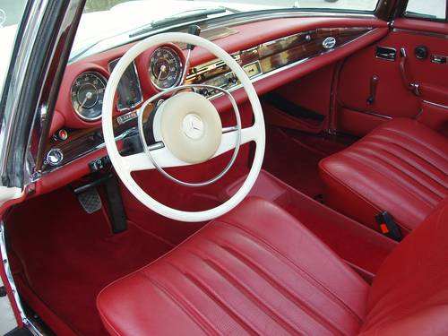 1970 Mercedes-Benz 280 3.5 Coupe, awarded recent restoration For Sale (picture 4 of 6)