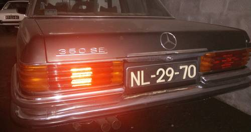Mercedes 350 SE Berlina For Sale (picture 1 of 4)