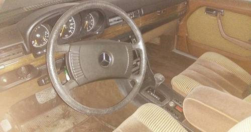 Mercedes 350 SE Berlina For Sale (picture 4 of 4)