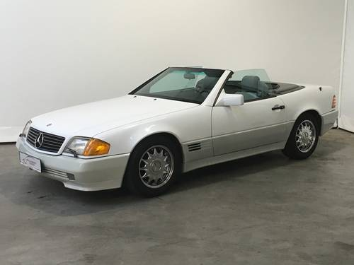 1991 Mercedes 500 SL - Full history For Sale (picture 5 of 6)