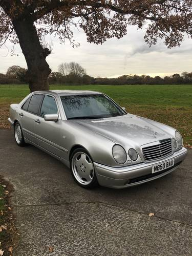 1996 VERY RARE Mercedes E36 AMG SOLD | Car And Classic
