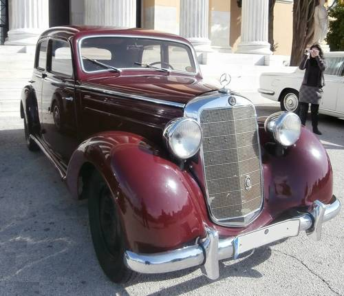 1955 Mercedes-Benz 170 S-V, fully restored For Sale (picture 1 of 6)