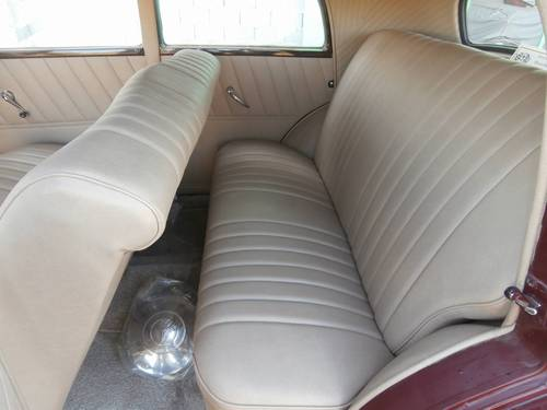 1955 Mercedes-Benz 170 S-V, fully restored For Sale (picture 5 of 6)