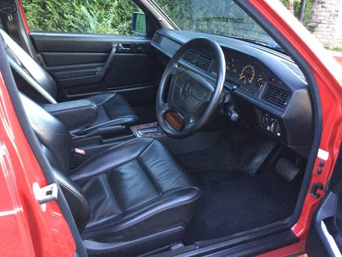 1992 190d 2.5 Auto 63300m AirCon Lthr, Sroof E/Seats EVERY OPTION For Sale (picture 6 of 6)