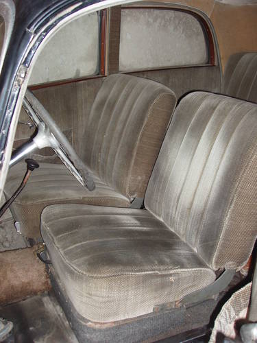1949 Mercedes-Benz 170 V, one owner, original, project For Sale (picture 4 of 6)