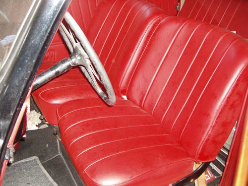 1953 Mercedes-Benz 170 S-V For Sale (picture 6 of 6)