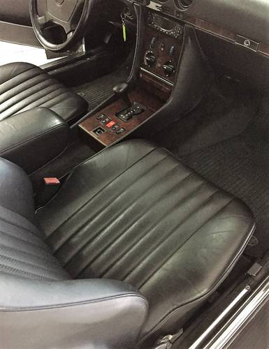 1989 Mercedes 300 SL For Sale (picture 5 of 6)