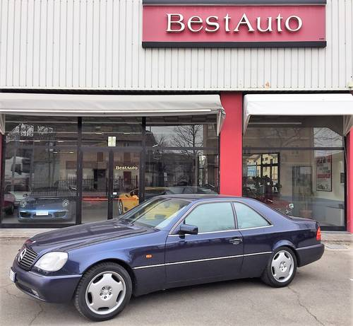 1995 Mercedes S 500 For Sale (picture 1 of 6)