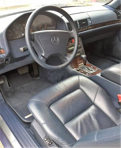 1995 Mercedes S 500 For Sale (picture 3 of 6)