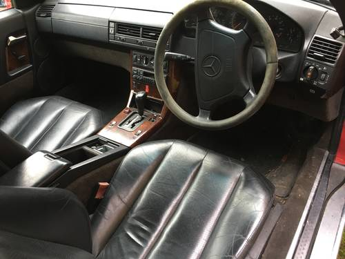 1994 Bereavement Sale - R129 280sl Automatic For Sale (picture 3 of 6)