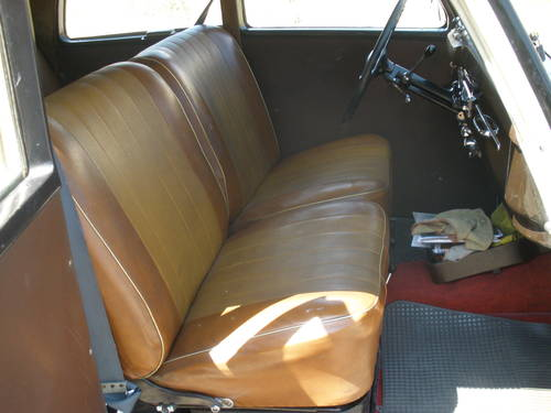 For sale Mercedes 170 SD 1954 For Sale (picture 5 of 5)