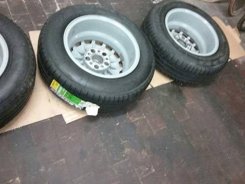 n.4 original Mercedes 1264003002 wheels+ 4 tyres For Sale (picture 5 of 6)