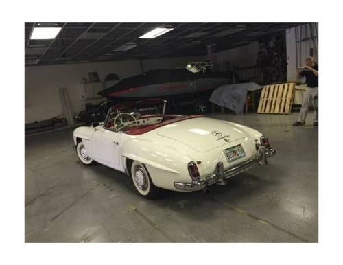 1959 Mercedes-Benz 190SL Convertible For Sale (picture 1 of 6)