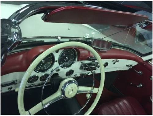 1959 Mercedes-Benz 190SL Convertible For Sale (picture 4 of 6)