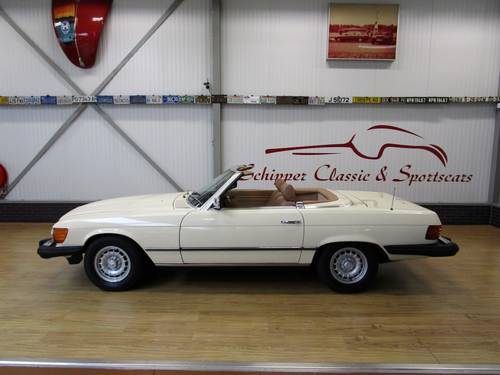 1984 Mercedes 380SL For Sale (picture 2 of 6)