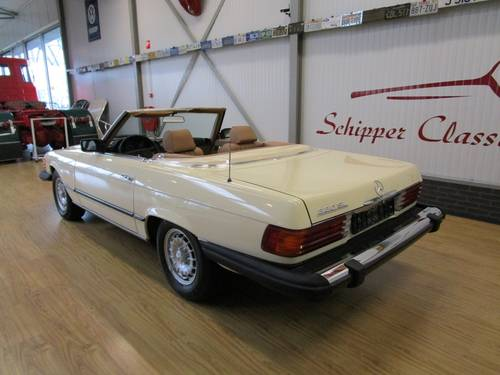 1984 Mercedes 380SL For Sale (picture 3 of 6)