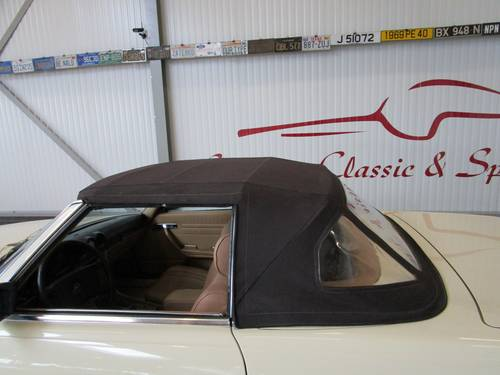 1984 Mercedes 380SL For Sale (picture 5 of 6)
