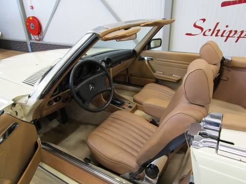 1984 Mercedes 380SL For Sale (picture 6 of 6)
