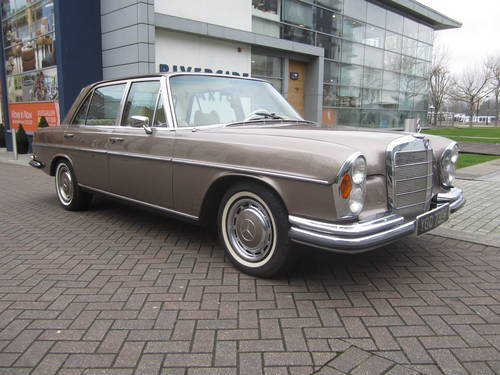 1971 Mercedes 300SEL 6.3 LHD For Sale (picture 1 of 6)
