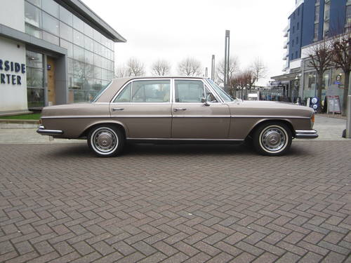 1971 Mercedes 300SEL 6.3 LHD For Sale (picture 3 of 6)