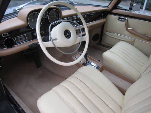 1971 Mercedes 300SEL 6.3 LHD For Sale (picture 4 of 6)