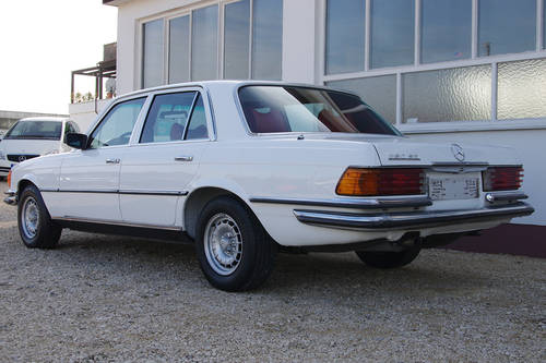 1979 Mercedes-Benz 350 SE - W 116 - completely restored - LHD SOLD (picture 2 of 6)