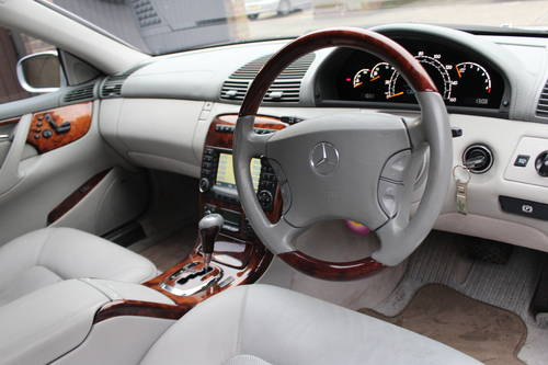 2004 Mercedes CL500 with full AMG Pack facelift model 150+ Pics For Sale (picture 6 of 6)