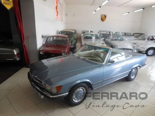 1971 Mercedes 350SL R107 For Sale (picture 1 of 6)