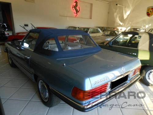 1971 Mercedes 350SL R107 For Sale (picture 3 of 6)
